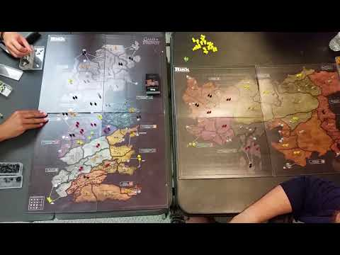 Imagine Your Goddess Plays Game Of Thrones Risk - A 2018 New Years Special