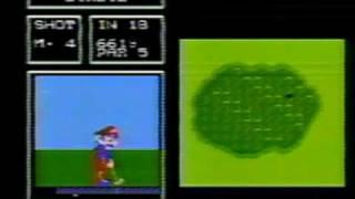 毛利名人 - FC「ゴルフJAPANコース」「グーニーズ2」攻略法