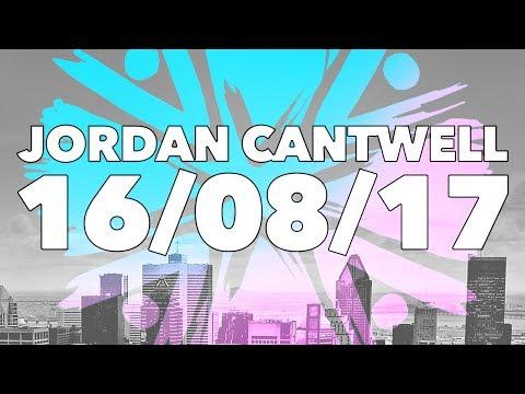 Jordan Cantwell - Rendez-vous 2017 Plenary - 16/08/2017
