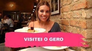 Hoje no quadro Visita aos Restaurantes vamos conhecer o GERO. Resta...