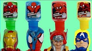Nat and Essie Learn Fun Bath Hygiene with Superheroes