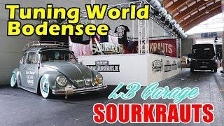 LB GARAGE |X| SOURKRAUTS | Tuning World Bodensee 2019