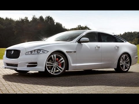 Captivating 2014 Jaguar XJL Portfolio Review   YouTube