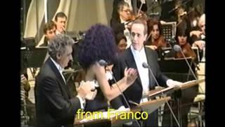 Volare -New York, New York -Diana Ross, P  Domingo & J  Carreras , live in Osaka- 1997-