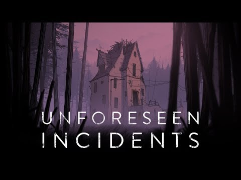 Unforeseen Incidents – All Cutscenes (Game Movie) 1080p HD