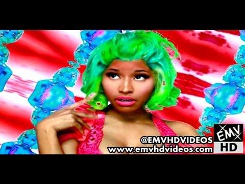 Nicki Minaj - Starships (Legendado) HD