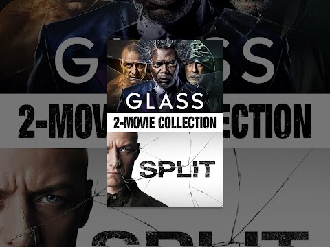 Glass/Split 2-Movie Collection