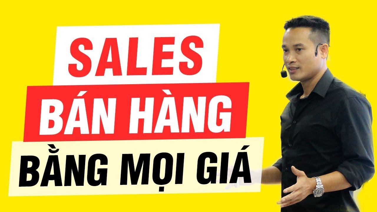BẠN CÓ THỰC SỰ HIỂU NGHỀ SALES-BÁN HÀNG HAY CHỈ ĐANG CHÀO HÀNG? | Thai Pham