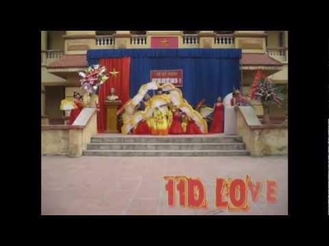 Siêu phẩm 16 - 11D THPT KIM THÀNH II  ( PHẦN1 )