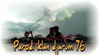 Gambar cover Vidio lucu parodi djarum 76 2019