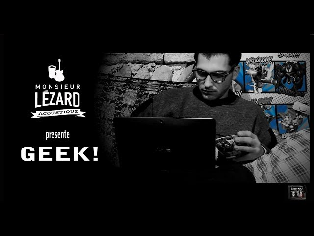 Monsieur Lezard  GEEK HD