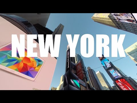GoPro New York (Parade of Lights - Golden)