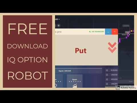 Iq Option Power Boss Pro Robot/ Bot Signal Free Download 2019