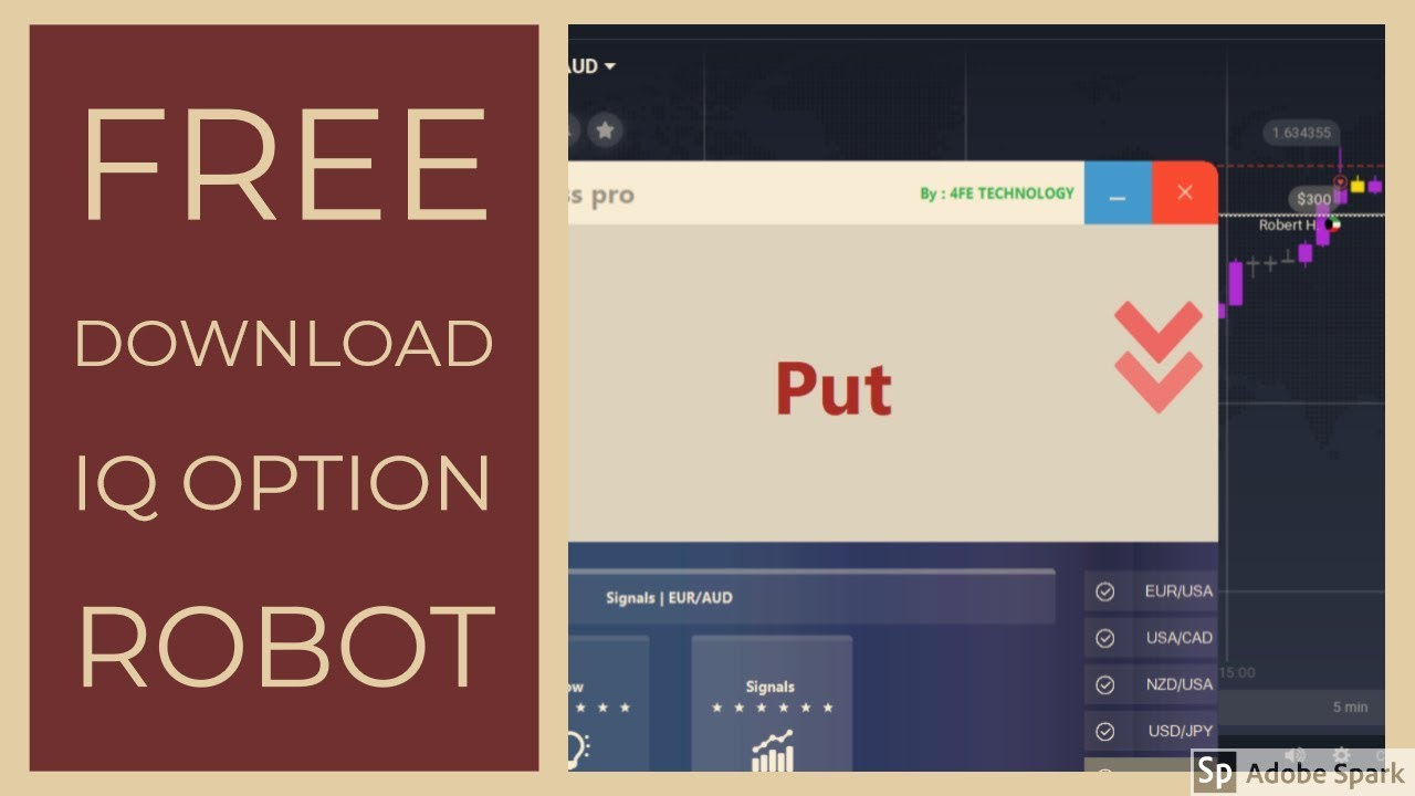 Iq Option Power Boss Pro Robot/ Bot Signal Free Download 2019