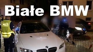 Frog w białym BMW ( POŚCIG ) - Na Drogach