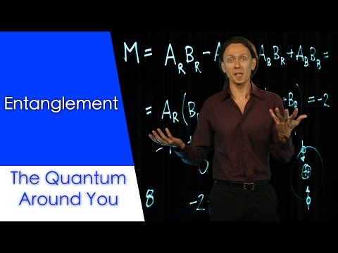 WATCH: This Is How Quantum Entanglement Really Works