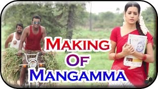 Making of Mangamma | Music Video | Rahul Sipligunj | Deeksha Panth