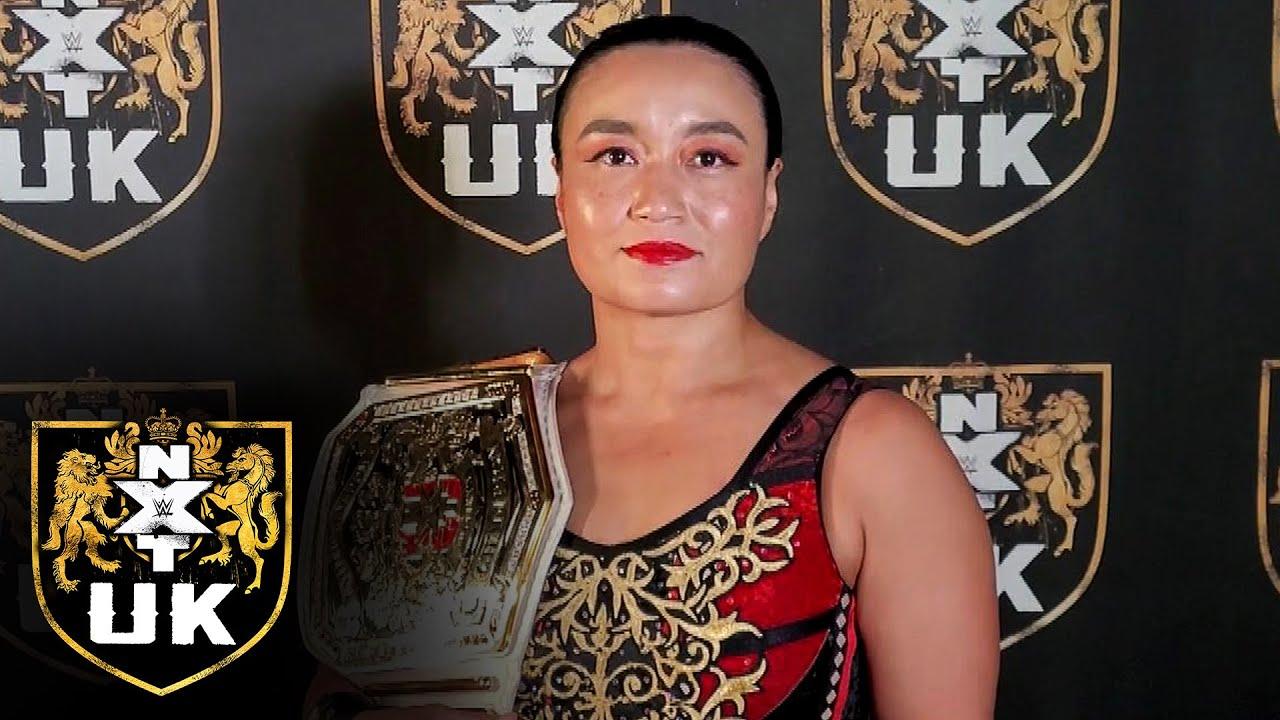 Meiko Satomura savors winning NXT UK Women's Title: NXT UK Exclusive, June 10, 2021