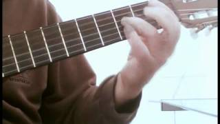 Smile - for solo acoustic guitar