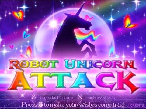 Robot Unicorn Attack Song