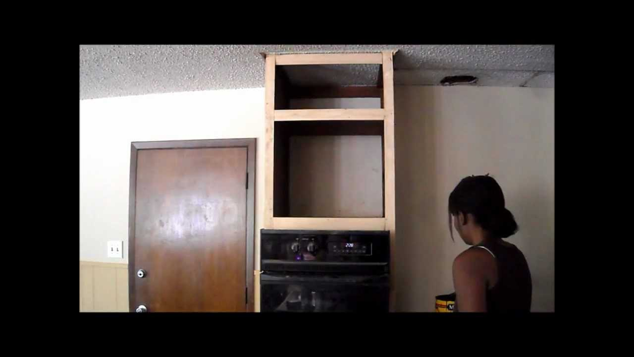 Kitchen Cabinets Facelift do it yourself - kitchen remodel viii - cabinet facelift - youtube