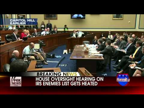 I.R.S. : Lois Lerner invokes Fifth Amendment for targeting Christian Conservatives (May 22, 2013)