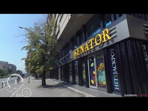 Skopje Business & Travel Apartments - street location video
