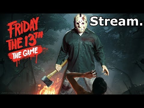 friday-the-13th-#002-dead-by-daylight-und-friday-the-13th-subgames-teil-1-[german]