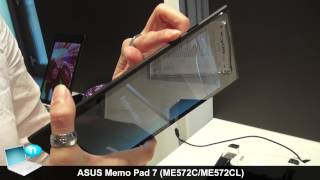 ASUS Memo Pad 7 ME572C and ME572CL with 4G LTE