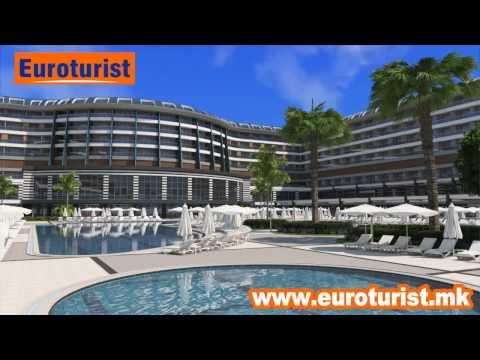 Eftalia Ocean Resort - Alanya -  euroturist.mk
