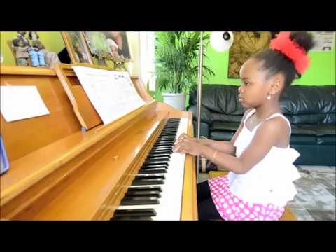 NY Daily News  2011 - MABOU LOISEAU at 5 years old - DoRéMi Arts & Languages Home School