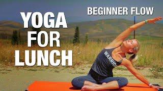 Five Parks Yoga - Yoga for Lunch - Gentle Beginner Flow