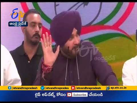 Navjot Singh Sidhu banned by EC for 72 hours
