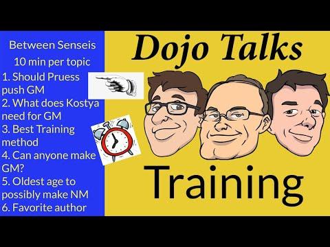 The Dojo Talks Chess, Training, and Genes   Dojo Talks Ep. 4