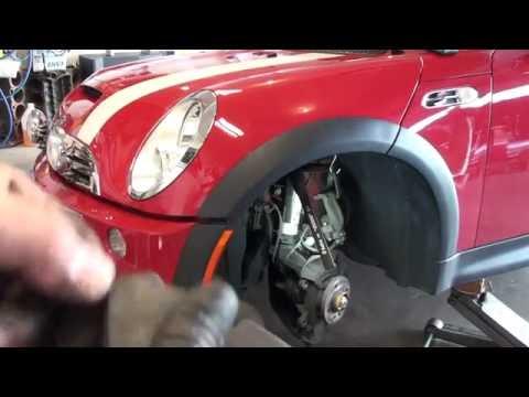 Mini Cooper - Brake Repair Sensor - Quick Tips - Ozzstar