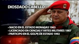 Acorralado Diosdado Cabello tras acusaciones de narcotraficante - América TeVé