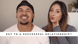 COUPLE Q&A | OUR RELATIONSHIP ADVICE!! | Fights, Weddings, Babies etc!