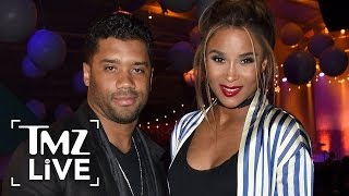Ciara and Russell Wilson Welcome A Baby Girl | TMZ Live
