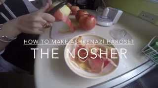How To Make Ashkenazi Haroset