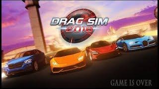 Drag sim 2018   Drag simulator 2018 (Android Games) Mod APK