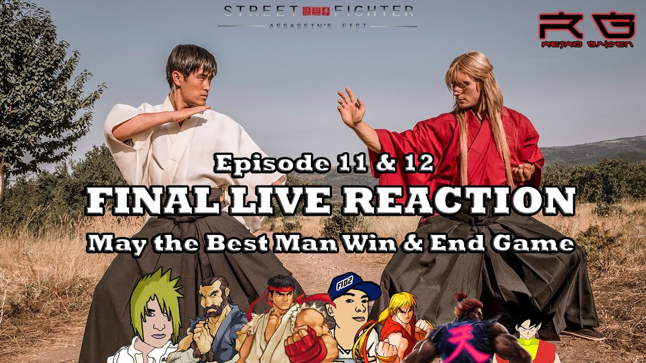 May The Best Man Win End Game Street Fighter Assassin S Fist Final Reaction Youtube