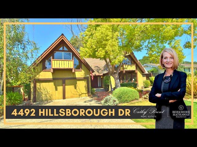 4492 Hillsborough Dr Castro Valley, CA 94546  | Cathy Brent Real Estate