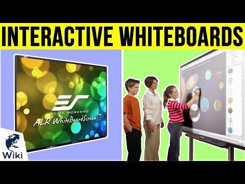 6 Best Interactive Whiteboards 2019