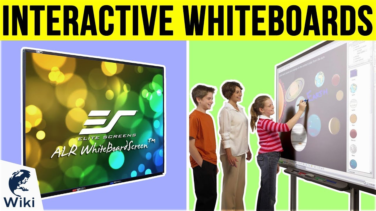 Top 6 Interactive Whiteboards Of 2020