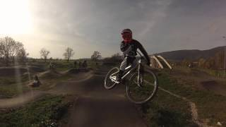 Junior Paroz --  biel trail