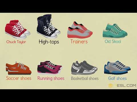Athletic Shoes: Types Of Sport Shoes In