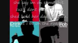 Wiz Khalifa - Incompatible w lyrics