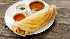 Crispy Masala Dosa Recipe - Tricks & Tips For Dosai with Batter CookingShooking