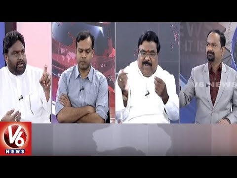 Special Debate On Land Records Updation, Mission Bhagiratha Project | Good Morning Telangana | V6
