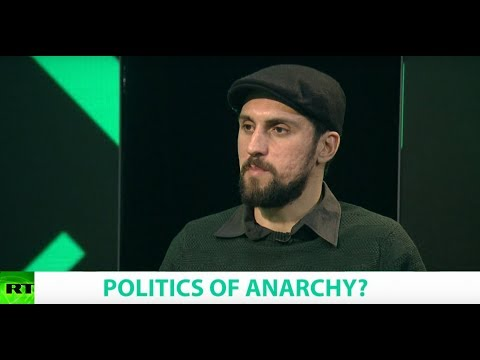 POLITICS OF ANARCHY? Ft. Amir Taaki, Bitcoin Developer & Ant